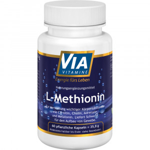 L-Methionin 500mg