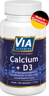 Calcium + D3 100 Tabletten